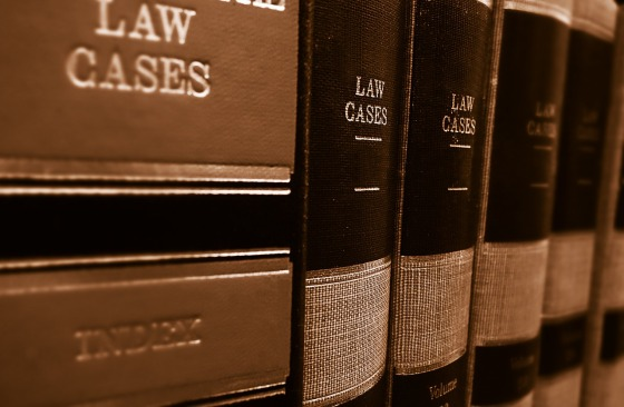 law books lawyer