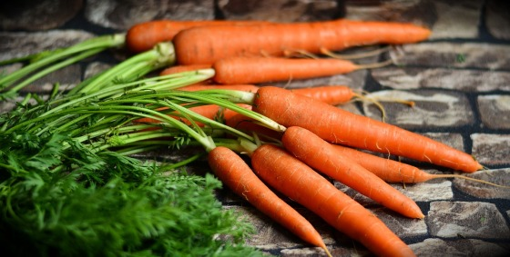 carrots and vitamin a