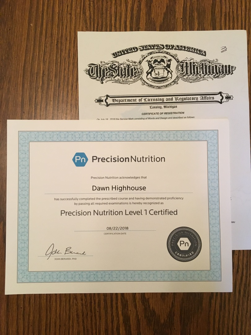 how to become a certified nutrition coach