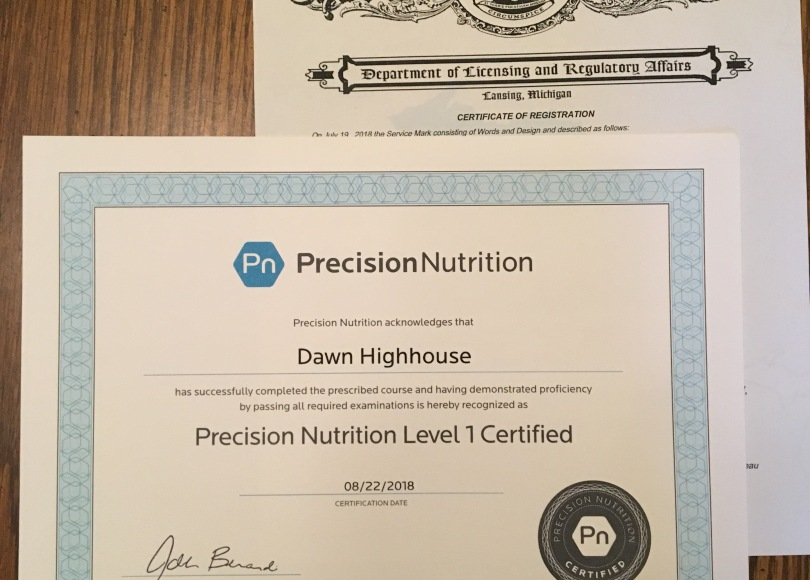 Precision Nutrition Coach Certified Level 1 Grlife Grand
